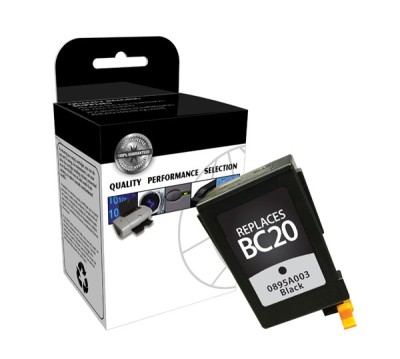 Premium Quality Black Inkjet Cartridge compatible with the Canon (BC-20) 0895A003 (900 page yield)