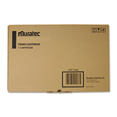 Genuine OEM Muratec DK2550 Black Fax Drum (30000 Page Yield)