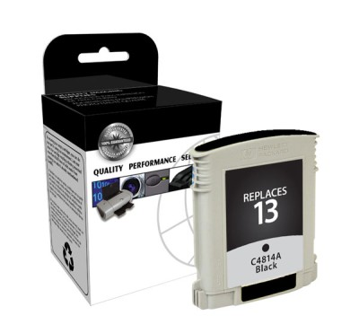 Premium Quality Black Print Cartridge compatible with the HP (HP 13) C4814A (800 page yield)