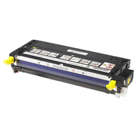 Premium Quality Yellow Toner Cartridge compatible with the Dell 310-8099 (4000 page yield)