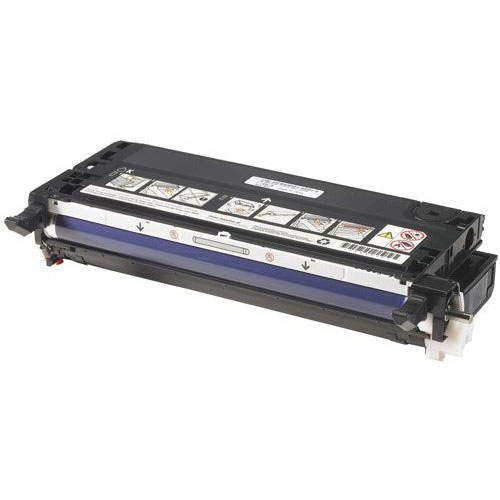 Premium Quality High Capacity Black Laser/Fax Toner compatible with the Dell 310-8395