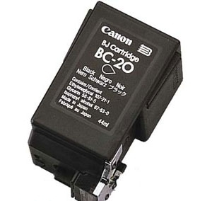 Premium Quality Black Inkjet Cartridge compatible with the Canon (BC-20) 0895A003AA