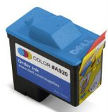 Premium Quality Color Inkjet Cartridge compatible with the Dell (T0530) 310-4143