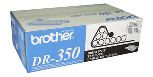 Genuine OEM Brother DR-350 Black Drum Cartridge