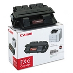 Genuine OEM Canon 1559A002AA (FX-6) Black Toner Cartridge (5000 page yield)