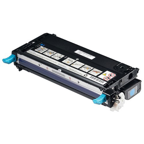 Premium Quality Cyan Laser/Fax Toner compatible with the Dell 310-8397