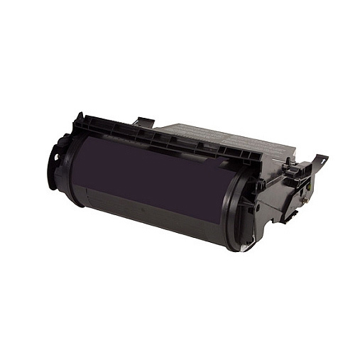 Premium Quality Black Laser/Fax Toner compatible with the Lexmark 12A5745