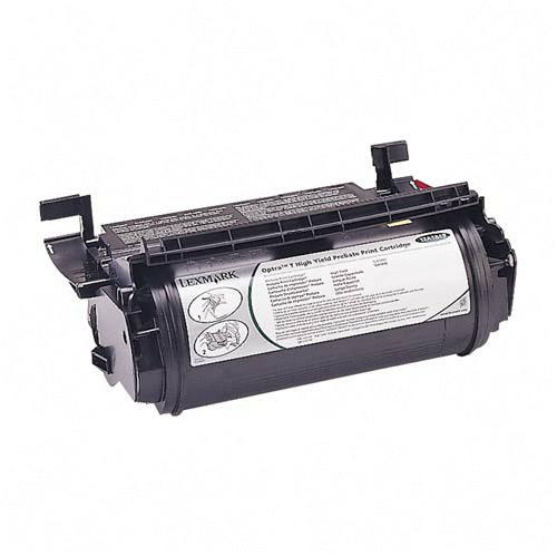 Premium Quality Black Toner Cartridge compatible with the Lexmark 12A5849